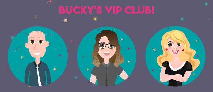 Bucky VIP Club