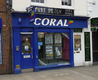 Coral Betting Shop