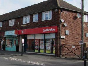 Ladbrokes High Street Shop