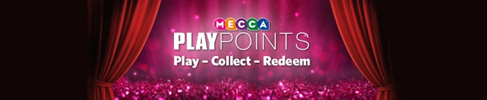 Mecca Bingo's Play Points