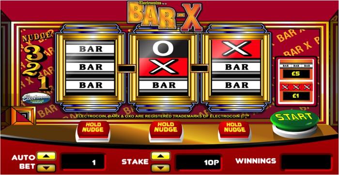 Bar-X Slot