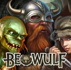 Beowulf Slot Logo