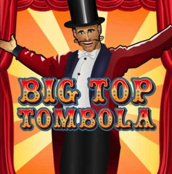 Big Top Tombola Logo