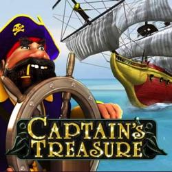 Captain's Treasure Logo