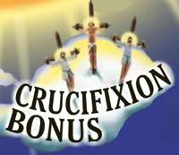 Monty Python's Life of Brian Crucifixion Bonus