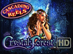 Crystal Forest HD Slot Logo