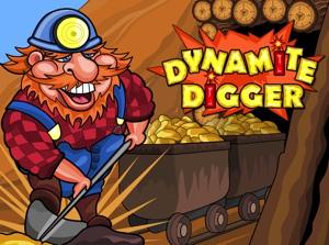 Dynamite Digger Logo