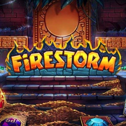Firestorm Slot Logo