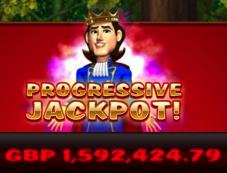 Fairest of Them All Progressive Jackpot