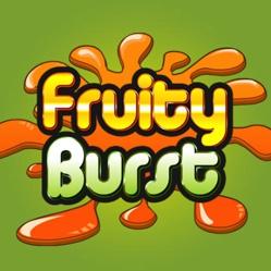 Fruity Burst Slot Logo