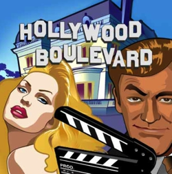 Hollywood Boulevard Logo