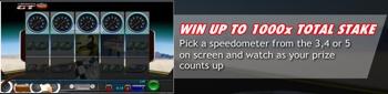 Jackpot GT Speedometer