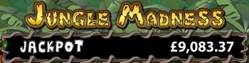 Jungle Madness Jackpot