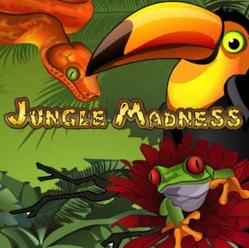 Jungle Madness Logo