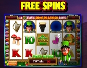 Leprechaun's Luck Free Spins