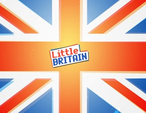 Little Britain Slot Logo