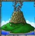Lost Island Volcano Symbol