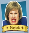 Little Britain Slot: Majorie Bonus