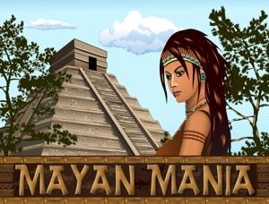 Mayan Mania Logo