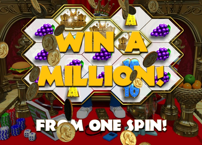 Midas Millions Slot Win a Million from One Spin