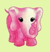 Fluffy Favourites Slot Pink Elephant