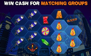 Cash! Bang! Wallop! Symbol Matching