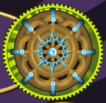 Tarot Fortune Wheel of Fortune Bonus Round