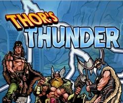 Thor's Thunder Logo