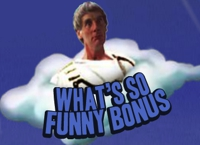 Monty Python's Life of Brian What's So Funny Bonus
