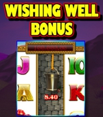 Leprechaun's Luck Wishing Well Bonus