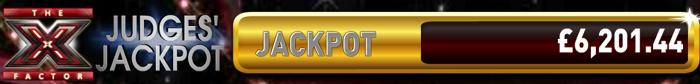 X Factor Judges' Jackpot