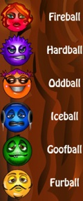 Multi Balls Ball Type