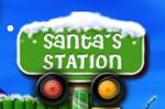 Sugar Train Xmas Slot Santa's Station
