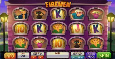 Firemen Slot