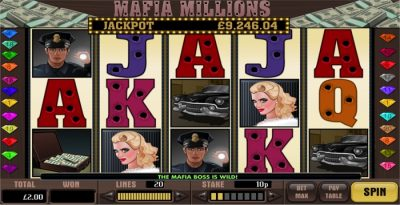 Mafia Millions Slot