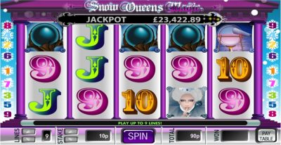 Snow Queen's Magic Slot