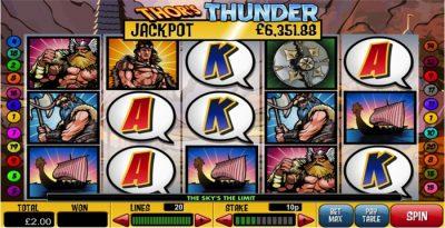 Thor's Thunder Slot